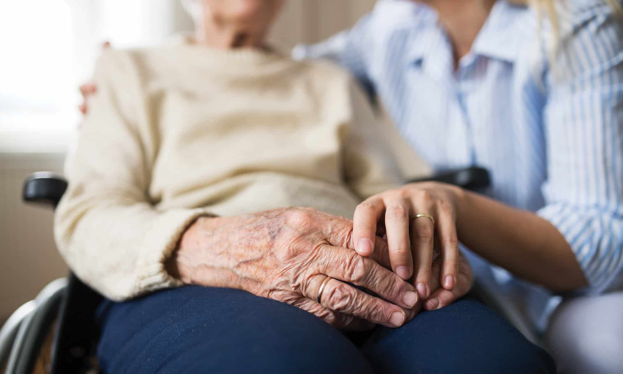 Wellbeing - End-of-life Care