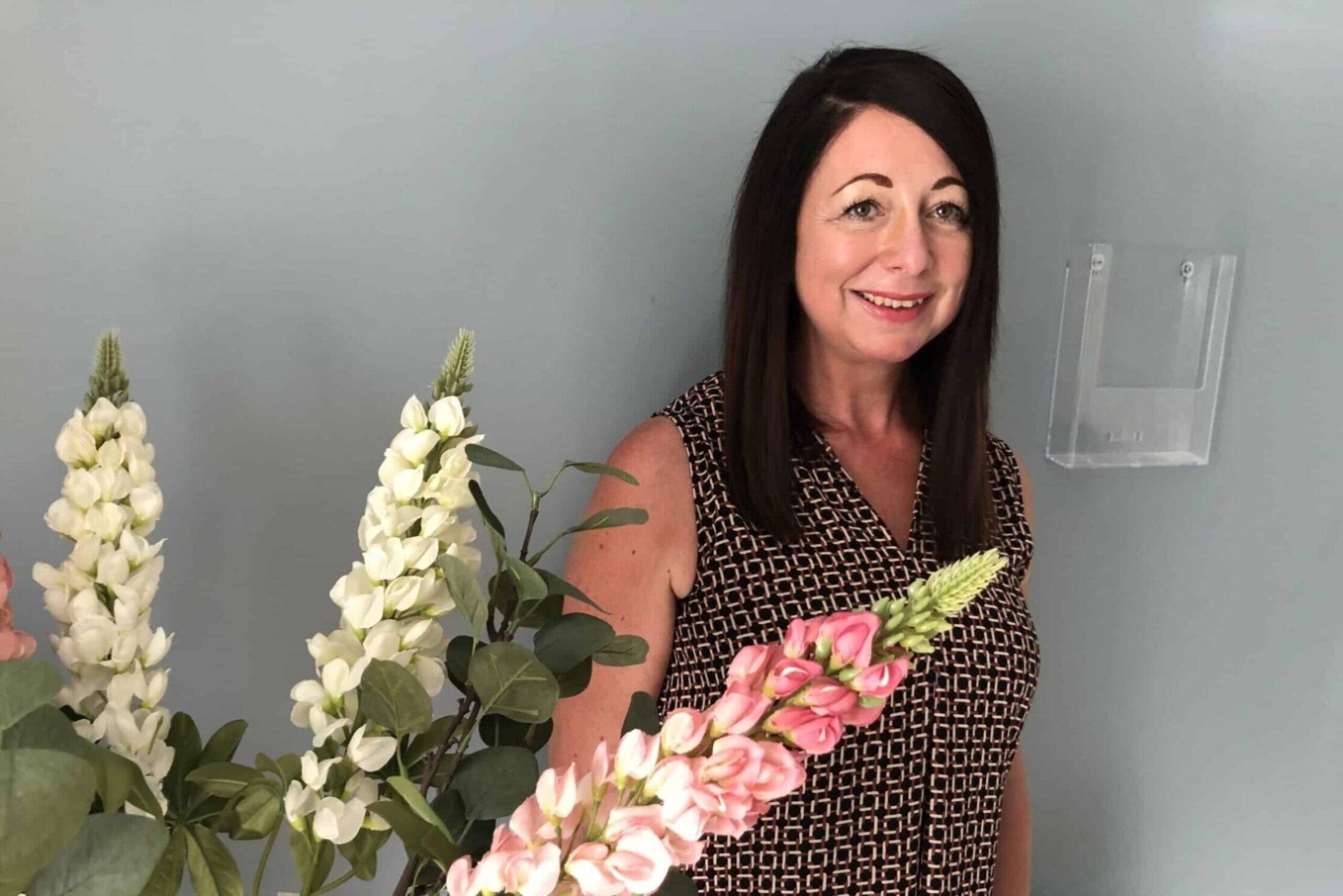 Team - Joanne Freeman, Manager