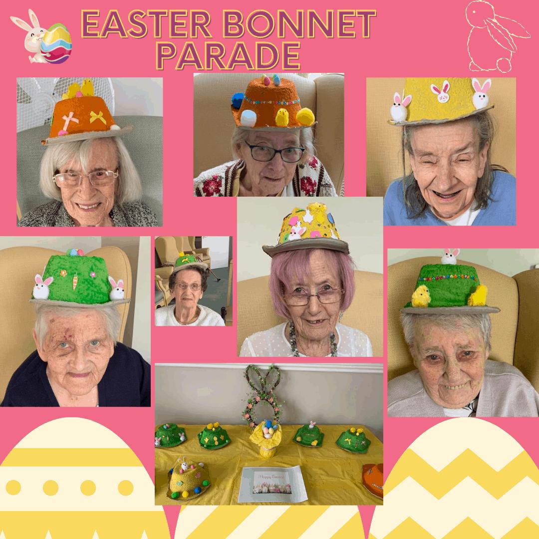Easter Bonnet Parade 2021 at St. Vincent's