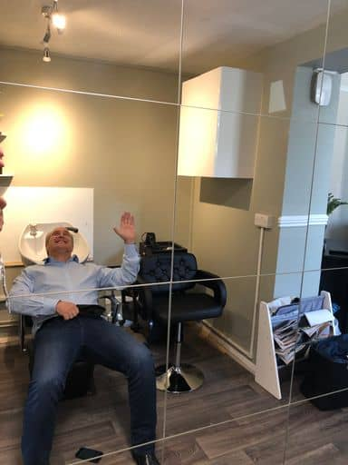 St Vincent's Residential Care Home Hair Salon