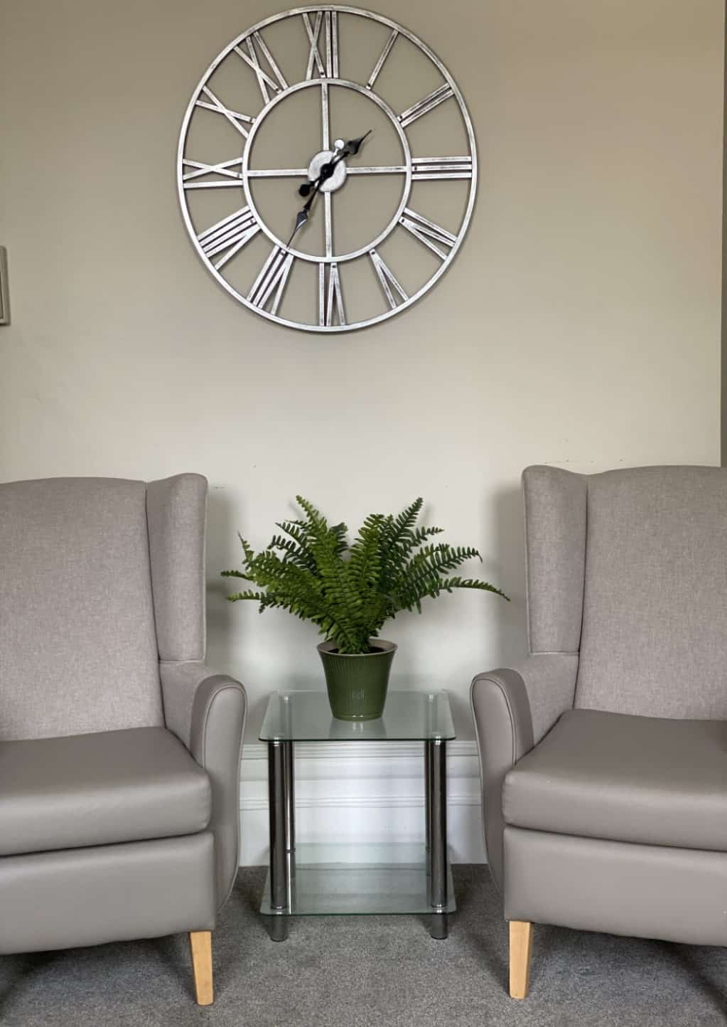 Blog news and updates - Comfortable small lounge